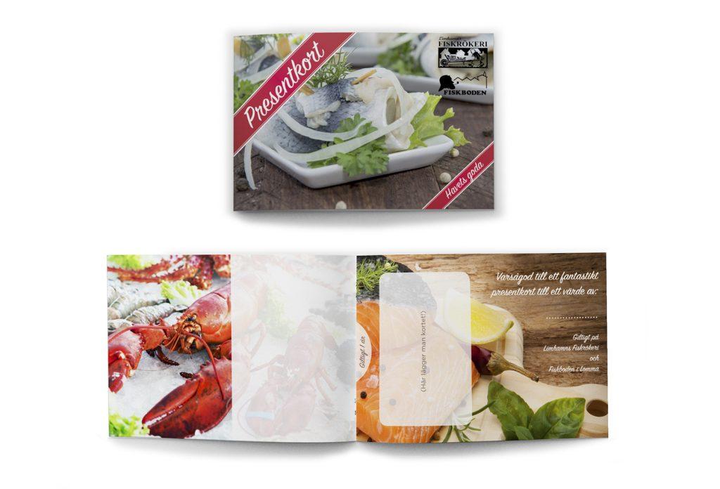 Presentkort Limhamns fiskrökeri kundcase