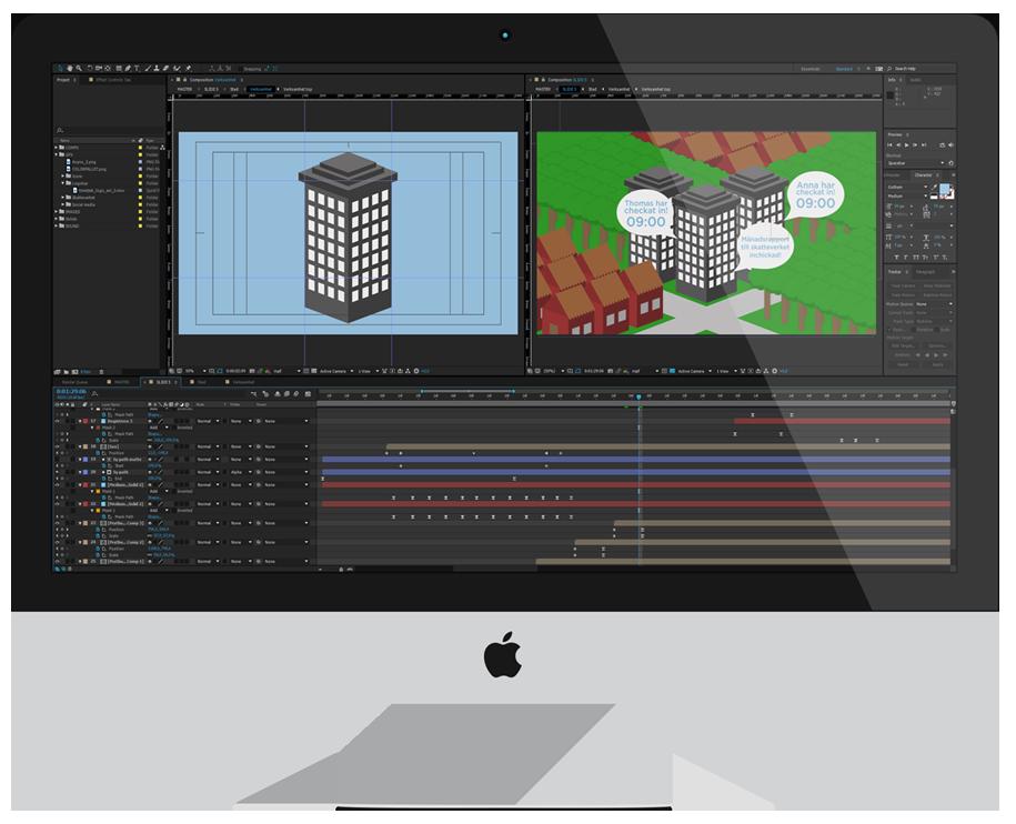 Webbfilm - Avyno webbyrå i Malmö hjälper dig med helhetslösningar inom webbdesign, webbfilm, apputveckling, systemutveckling, hosting, bilder och grafisk design